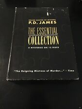GRAND MASTER OF MYSTERY P.D. JAMES - THE ESSENTIAL COLLECTION DVD SET