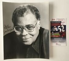 James Earl Jones Signed Autographed 8x10 Photo JSA Certified Star Wars 2