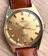 Tissot Seastar PR 516 Cal. 781-1 FUNCIONANDO hand manual vintage 34 mm