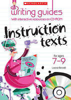Instruction Texts for Ages 7-9 (Writing Guides), , New condition, Book