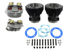 """Panhead Big Bore Kit, 3-1/2"""" cylinders, fit 1970-84 Shovels w complete heads"""