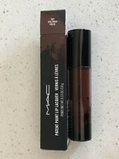 MAC Cosmetics Patent Paint Lip Lacquer Polished Prize liquid lipstick gloss BNIB