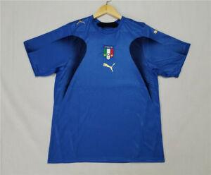 2006 Italy Home Retro Soccer Jersey