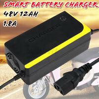 Adattatore di caricabatteria batteria al piombo di 48V 12AH per bicicletta