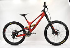 2016 Specialized S-Works Demo 8 DH MTB Large Satin/Gloss Red/Carbon