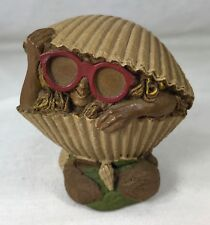 """Tom Clark Gnome Coco Peeking Out of Shell #5067 Edition #54 Cairn Studios 3.25"""""""