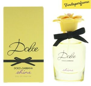 Dolce & Gabbana - Dolce Shine Eau de Parfum 50ml Spray For Her - NEW. Women's