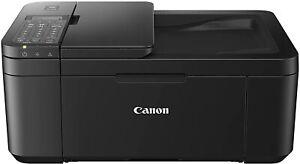 Canon PIXMA Serie TR4550 Stampante inkjet Multifunzione a Colori - Nera