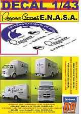 DECAL 1/43 PEGASO COMET ENASA (08)