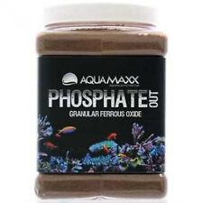 AquaMaxx Phosphate Out GFO Granular Ferric Oxide 16 oz FAST FREE USA SHIPPING