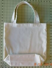"Canvas Market/Tote Bag 16"" by 14"""