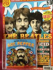 Mojo Magazine March 2007 160 With New Sealed CD Beatles Sgt Pepper James Brown