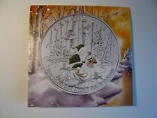 2016 CANADA  WOODLAND ELF 25 DOLLARS COA ONLY  / NO SILVER COIN INCLUDED