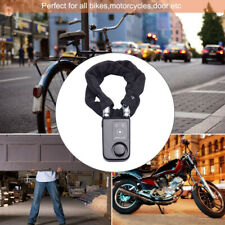 "6 Foot Dirtbike MX Lock Chain 3//8/"" Security USA MADE Hardened Grade 100"