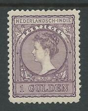 1906TG Nederland Indie  NR.58 postfris zie foto's mooi zegel.