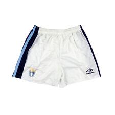 1993-95 Lazio Pantalones Cortos Home Kit M/L/XL Nuevos Shirt Maillot Trikot