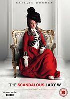 The Scandalous Lady W [DVD] [2015][Region 2]