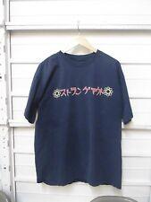 Vtg 90s Punk Strung Out Band T Shirt Untagged