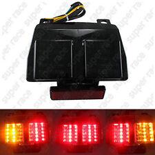 Smoke LED Integrated Brake Turn Signal Tail Light For Ducati 748 996 998
