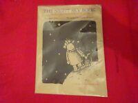 JOBB (Jamie) - The night sky book. An everyday guide to every night.