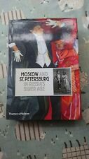 Russia's Silver Age: Moscow and St Petersburg, ... | Book | condition acceptable