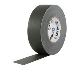 "PRO GAFFER'S TAPE 2"" X 55 YDS - PRO-GAFF Black"