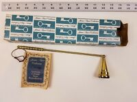 CANDLE SNUFFER James River Collection Authentic Colonial Brass Reproduction