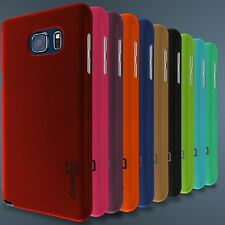 For Samsung Galaxy Note 5 Hard Case Slim Rubberized Matte Thin Phone Back Cover