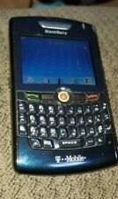 BlackBerry 8820 Blue Smartphone Tmobile