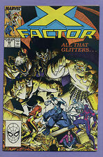 X-Factor #42 1989 Louise Simonson Authur Adams Marvel