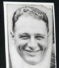 1930's Lou Gehrig, NY Yankees Legend, Large Detailed Head Shot, Orig 1b Photo