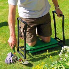 Garden Knee Pad and Stool Seat in One Gardening Kneeling Comfort Chair Rest
