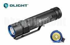 OLIGHT S2 Baton Cree XM-L2 CW Cool White 18650 950lm Flashlight