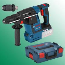 Bosch Akku-Bohrhammer GBH 18 V-26 F Sologerät mit Wechselfutter in L-Boxx