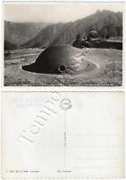 Cartolina di Lavarone, cupola del Forte Belvedere Gschwent - Trento