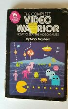 Vintage 1982 The Complete Video Warrior by Major Mayhem