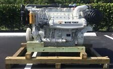 Caterpillar CAT 3126B, Marine Diesel Engine, 420HP