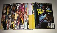 Ms. Marvel Lot of 26 Comics 2006 2nd Series Carol Danvers Captain Avengers Reed