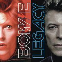 David Bowie - Legacy [New Vinyl] Gatefold LP Jacket