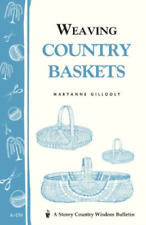 Gillooly, Maryanne-Weaving Country Baskets (US IMPORT) BOOK NEU