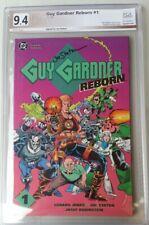 """Guy Gardner: Reborn #1 (Jul 1992, DC) PGX 9.4 NM """"signed by JOE STATON"""""""
