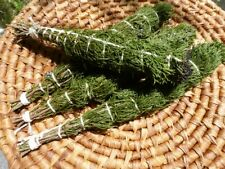 "Cedar Smudge Stick 10""  ✤ Red Cedar (Juniperus virginiana)"