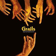 Grails - Black Tar Prophecies Vol 5 / Palmu LP SEALED NEW Copy - OM Vinyl