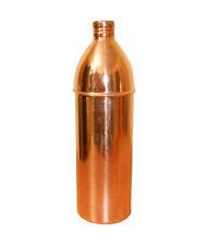 Copper Water storage Bottle for Ayurveda Health Benefit