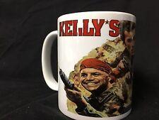 Kelly's Heroes Movie Coffee Mug Eastwood Oddball Movie Poster