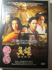 Hero - The Documentary (DVD, 2005) Making of the Movie NEW SEALED