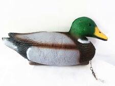 EVA Hunting duck FLOATING Duck Decoys with Greenhead for Hunting bait WITH LINE