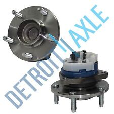 2 Front Wheel Bearing and Hubs for 1997-2004 2005 2006 2007 2008 Chevy Corvette