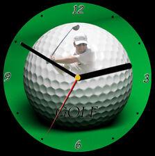 Golf Cd Orologio, supporto libero può essere personalizzato