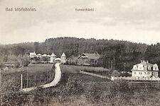 16478 Ak Sonnenbüchl Malo Wörishofen Bosque Prados Calle Villa Casa Um 1920